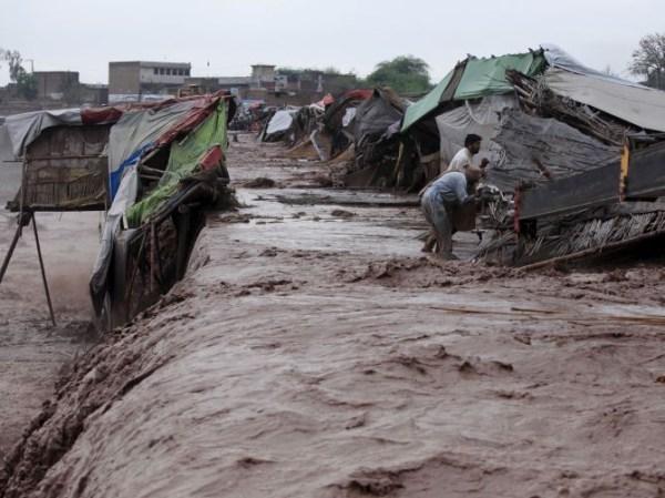 CWC flash flood warning for 4 NE states