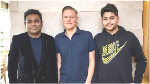 When Bryan Adams met AR Rahman