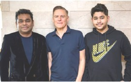 When Bryan Adams met AR Rahman