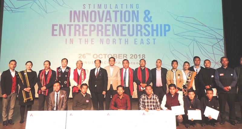 Be innovators, Rio to Naga youths
