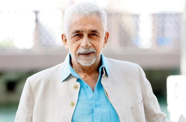 Indian cinema shouldn't be remembered for Salman Khan films, says Naseeruddin Shah