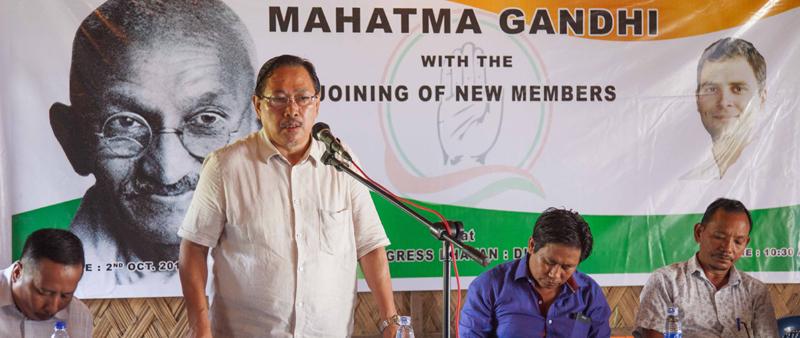 NPCC celebrates 150th anniversary of Mahatma Gandhi