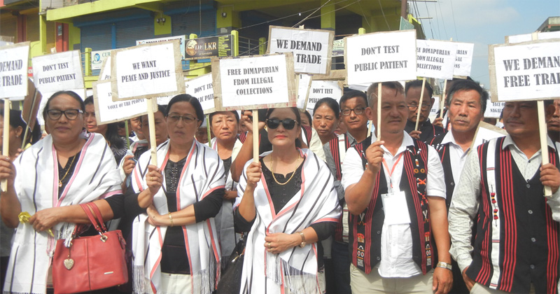 Public rally reaffirms 'One Government, One Tax'; Resolves to support 'solution not taxation'