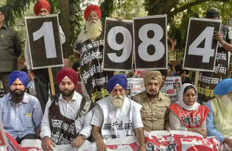 Delhi court orders first death  sentence in 1984 anti-Sikh riot case