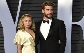 Miley and Liam donate $500k to fire victims after losing home
