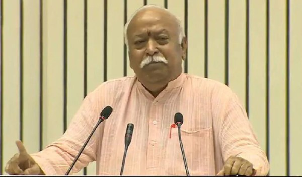 Public should put pressure on govt to  bring law for Ram temple: RSS chief