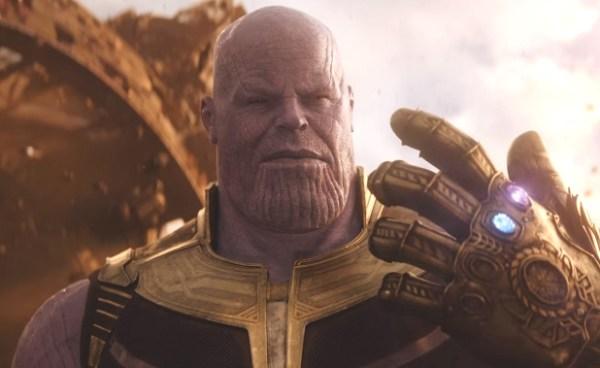 Thanos has a dinosaur named after him