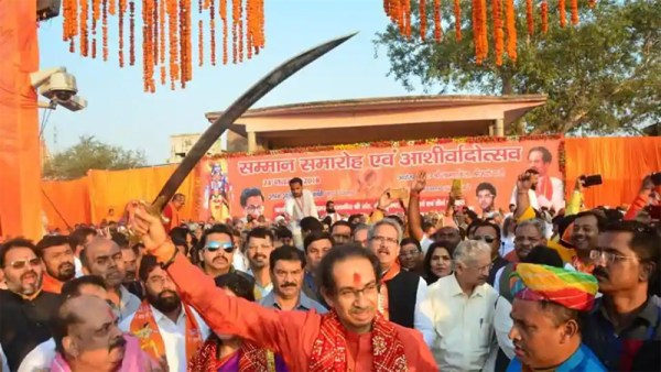 Give us the date now: Uddhav Thackeray dares BJP govt on Ram temple