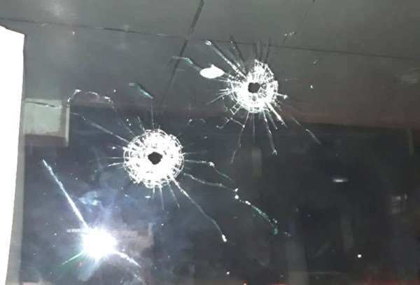 Shots fired at Hero Honda showroom in Dimapur
