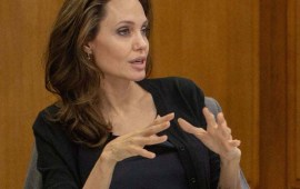 Angelina Jolie won't rule out move into politics