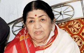 Lata Mangeshkar hospitalised, on ventilator support