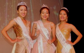 Mewetshoü Dianu crowned Miss Nagaland 2018