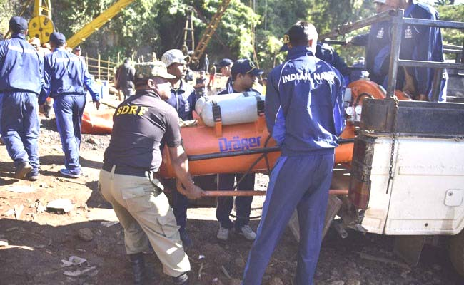 17 days on, Navy, NDRF divers fail to reach Meghalaya mine's bottom
