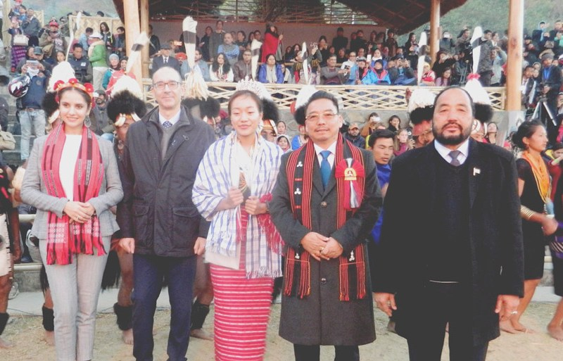 Curtains fall on 19th Hornbill Festival