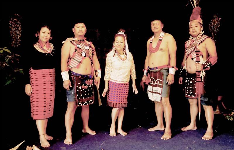 Abiogenesis Theatre Group performs in Gubbi, Karnataka