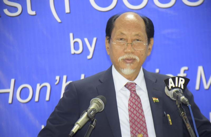 Nagaland is rich but chooses to remain poor: CM