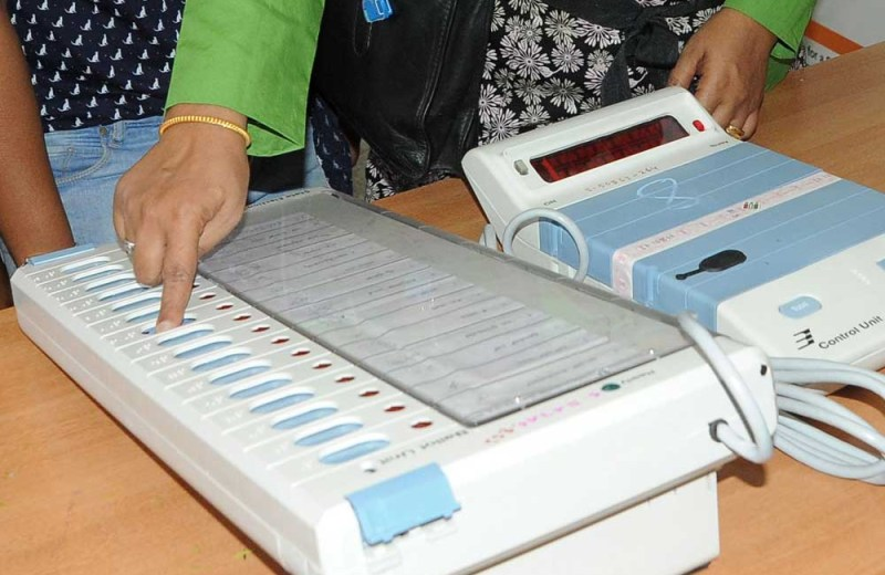 EVMs are tamper-proof: CEO Nagaland