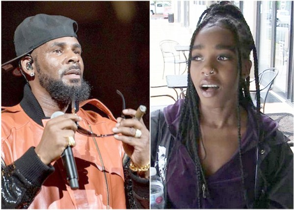R Kelly's estranged daughter calls him a 'monster' after sex abuse allegations