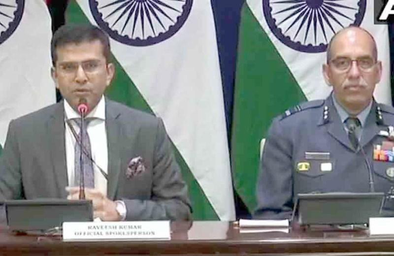 India tells Pak to release IAF pilot, protests 'vulgar display' of injured