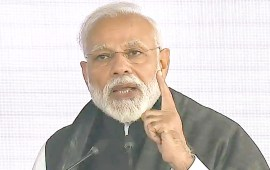 Time for talks is over: PM