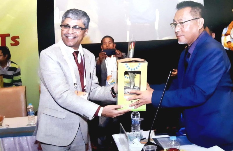 Fully committed to promote AYUSH in Nagaland: Pangnyu