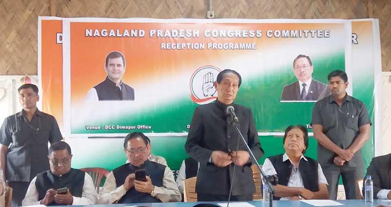 Commercialization of politics & bankruptcy of governance in Nagaland: SC Jamir