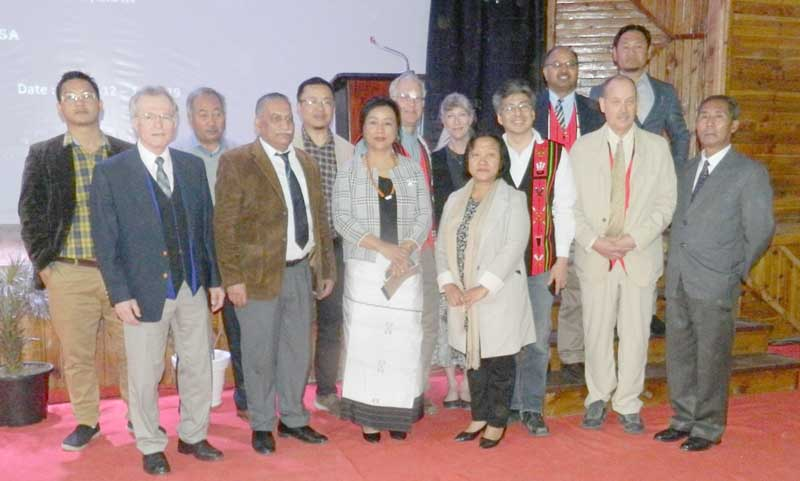 Int'l symposium on integrated land use management begins in Kohima