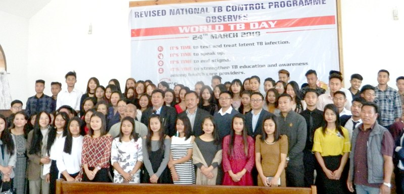 RNTCP Nagaland to identify  4500 latent TB cases by Mar 2020