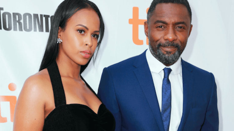 Idris Elba marries Sabrina Dhowre in secret ceremony