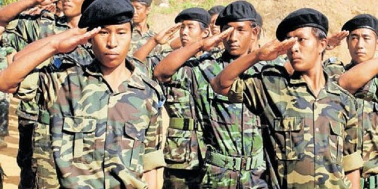 NSCN-K demands release of leaders by Myanmar govt