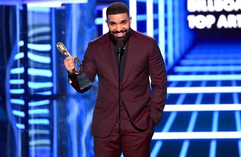Drake wins Top Artist at Billboard Awards 2019