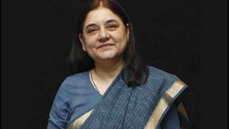 Maneka Gandhi likely to be  pro-tem speaker in 17th Lok Sabha