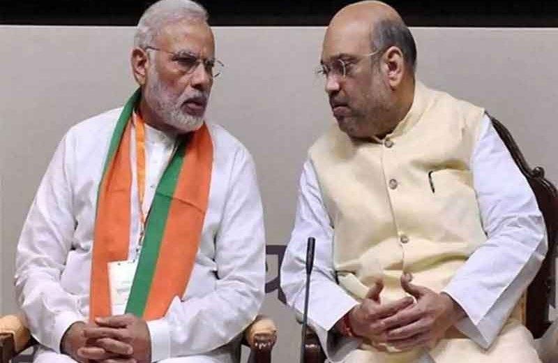 PM Modi,  Amit Shah give final  touches to govt formation