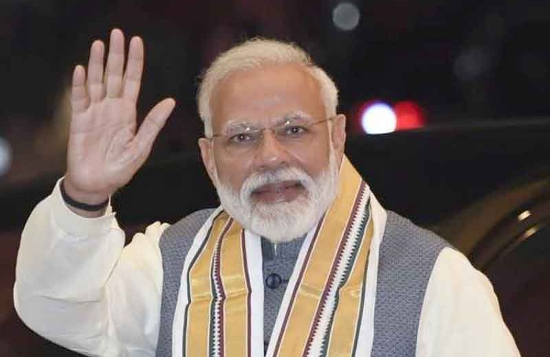 Modi to be sworn in as PM for  2nd term on May 30