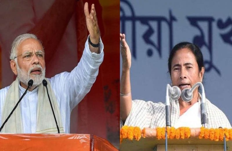 PM, Mamata launch all-out offensive as truncated campaign ends in WB