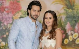 Varun Dhawan, Natasha Dalal may be planning a Goa wedding in December