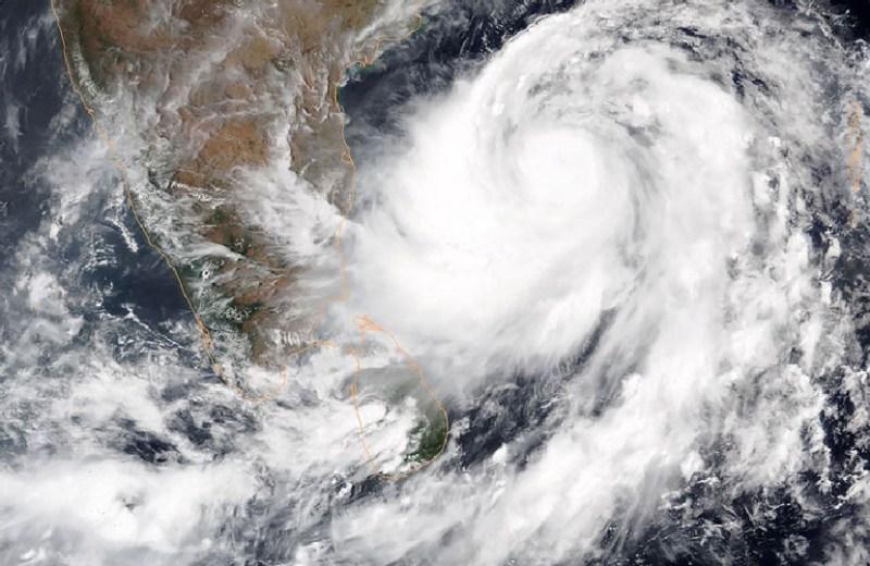 NE states put on alert  over Cyclone Fani