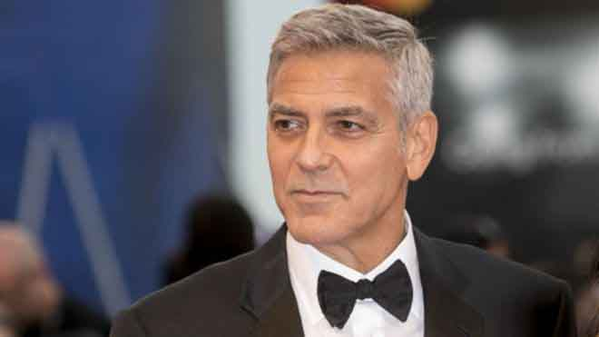 George Clooney 'fears for family as wife Amal fights to prosecute ISIS fighters'