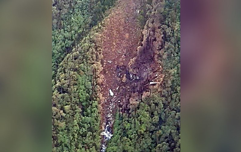 Bodies of all 13 personnel, black box of  crashed AN-32 aircraft recovered: IAF