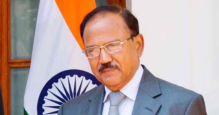 Ajit Doval to continue as NSA, gets Cabinet rank for 5 years