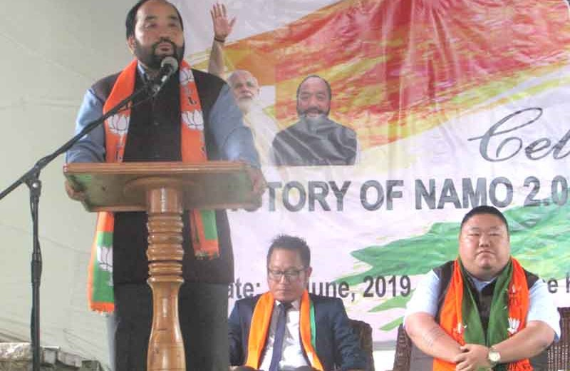 PM Modi will surely solve Naga issue this term: Patton