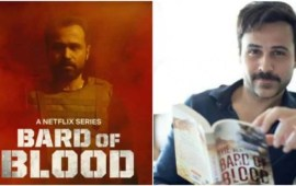 Emraan Hashmi's Netflix series 'Bard of Blood' to bow out on September 27