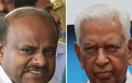 Karnataka Governor asks CM to prove majority today
