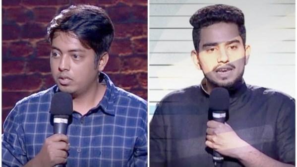 Aakash Gupta and Samay Raina win Comicstaan 2