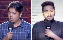 Aakash Gupta and Samay Raina win Comicstaan 2