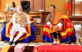 Modi holds talks with Bhutan  PM as 2 countries sign 10 MoUs