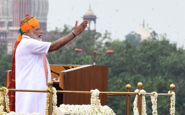 Eye on 2022 target, PM appeals people to take first big step to free India from single-use plastic