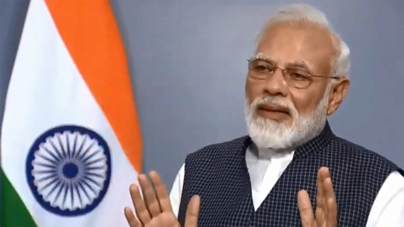 PM Modi reaches out to J&K, says revocation of Art 370 'historic'