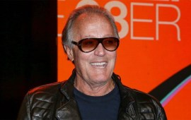 Easy Rider star Peter Fonda dies at 79