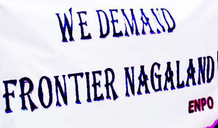ENPO intensifies demand for Nagaland's bifurcation